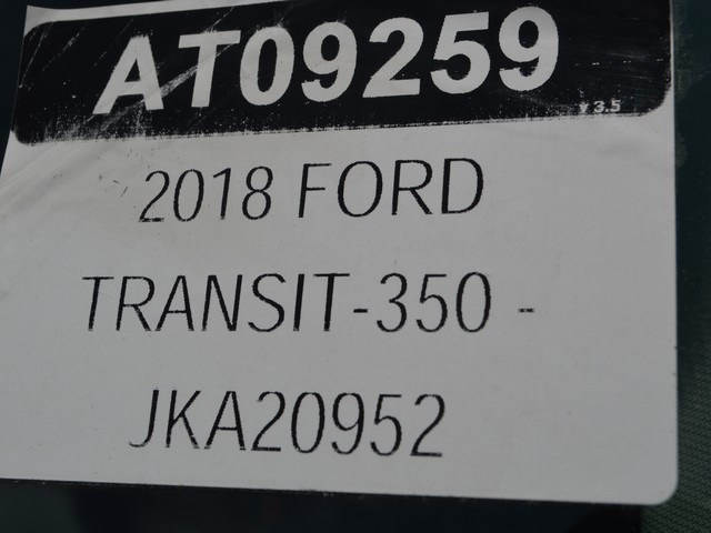 2018 Transit 350 Low Roof 4x2,  Empty Cargo Van #AT09259 - photo 24