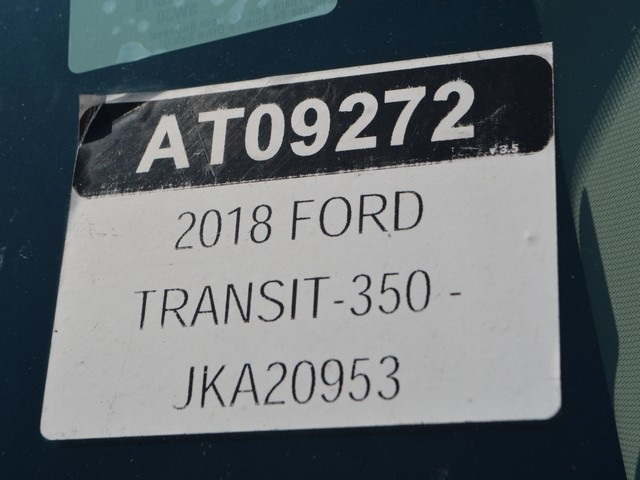 2018 Transit 350 Low Roof 4x2,  Empty Cargo Van #AT09272 - photo 25