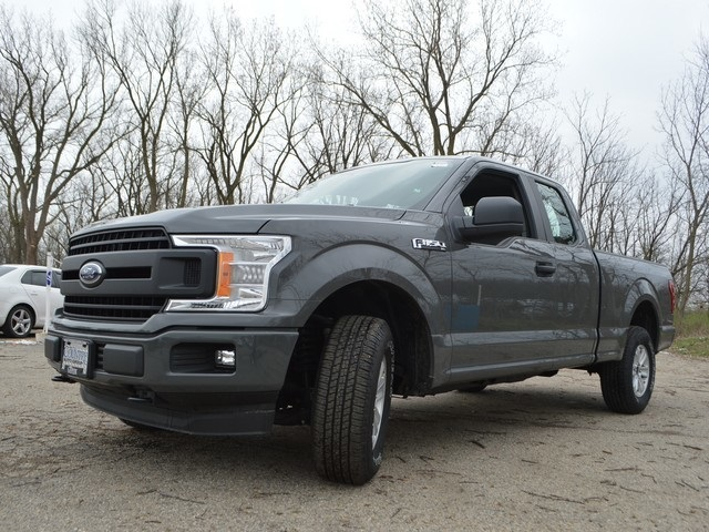 2018 F-150 Super Cab 4x4,  Pickup #AT09283 - photo 5