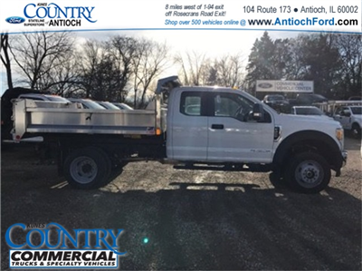 2017 F-450 Super Cab DRW 4x4, Monroe MTE-Zee SST Series Dump Body #AT09300 - photo 2