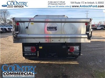 2017 F-450 Super Cab DRW 4x4, Monroe MTE-Zee SST Series Dump Body #AT09300 - photo 3