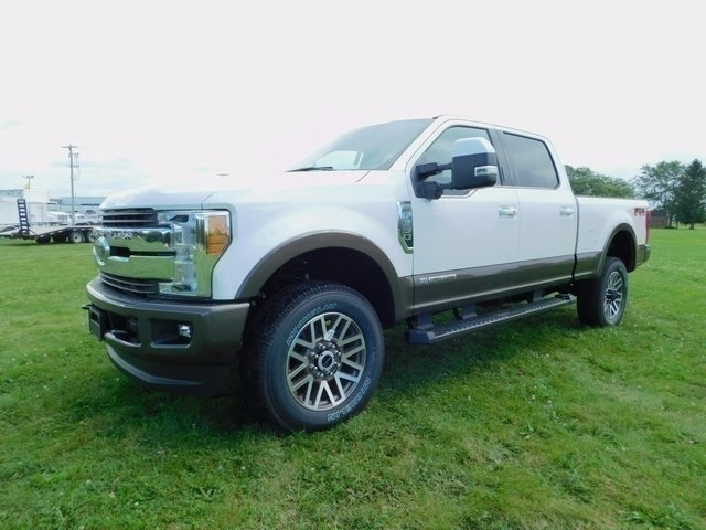 2017 F-350 Crew Cab 4x4,  Pickup #AT09316 - photo 11