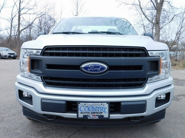 2018 F-150 Regular Cab 4x4, Pickup #AT09350 - photo 10