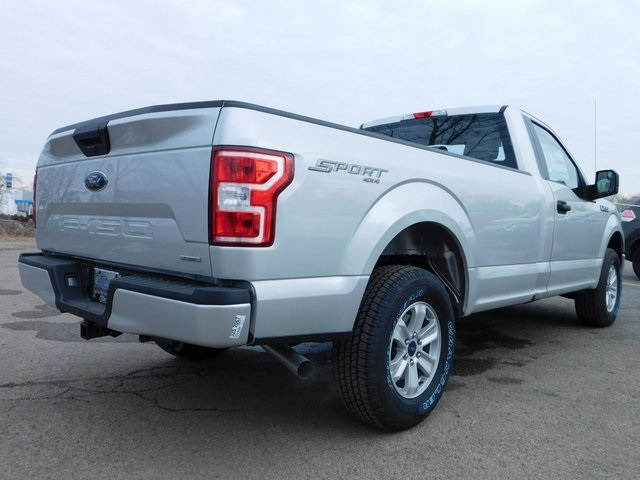 2018 F-150 Regular Cab 4x4, Pickup #AT09350 - photo 2