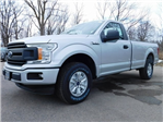 2018 F-150 Regular Cab 4x4, Pickup #AT09350 - photo 9