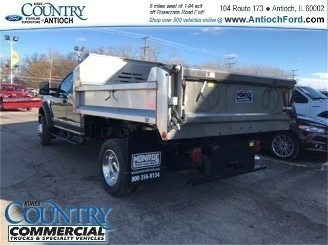 2017 F-450 Super Cab DRW 4x4,  Monroe Dump Body #AT09361 - photo 4
