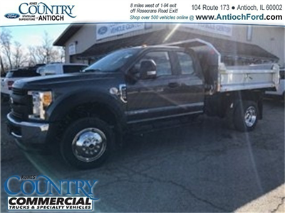 2017 F-450 Super Cab DRW 4x4, Monroe MTE-Zee SST Series Dump Body #AT09361 - photo 6