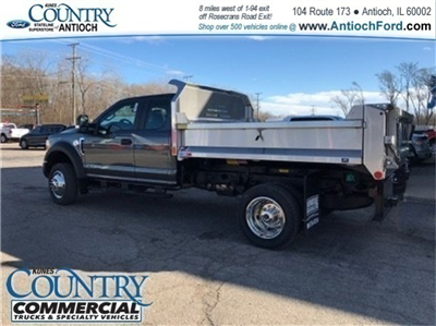 2017 F-450 Super Cab DRW 4x4, Monroe MTE-Zee SST Series Dump Body #AT09361 - photo 5