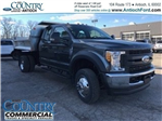 2017 F-450 Super Cab DRW 4x4,  Monroe Dump Body #AT09361 - photo 1