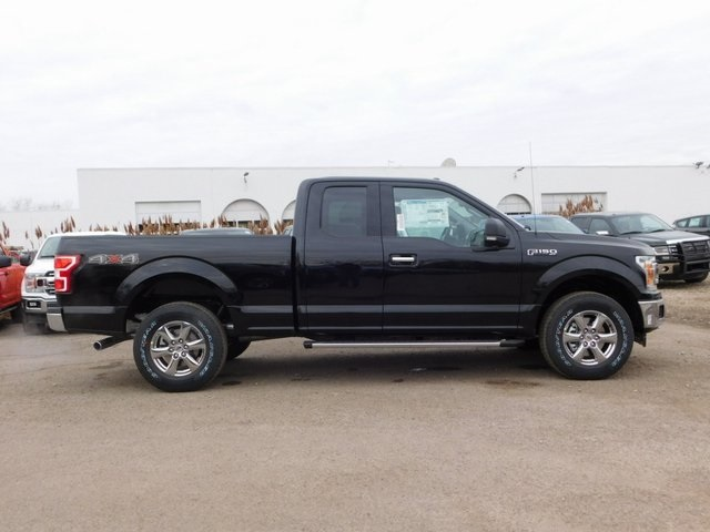 2018 F-150 Super Cab 4x4,  Pickup #AT09365 - photo 3