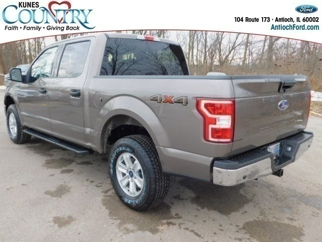 2018 F-150 SuperCrew Cab 4x4,  Pickup #AT09387 - photo 4