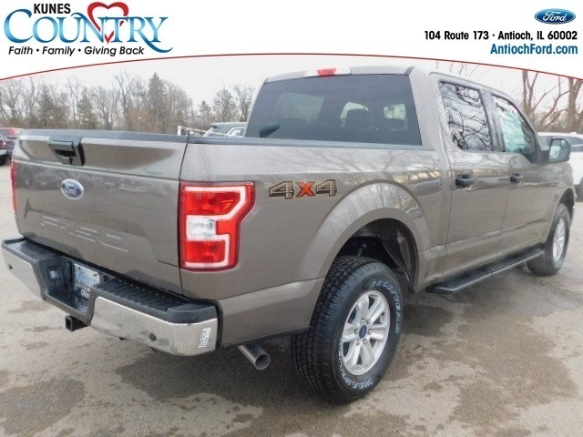 2018 F-150 Crew Cab 4x4, Pickup #AT09387 - photo 5