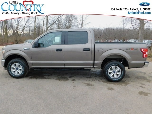 2018 F-150 Crew Cab 4x4, Pickup #AT09387 - photo 7