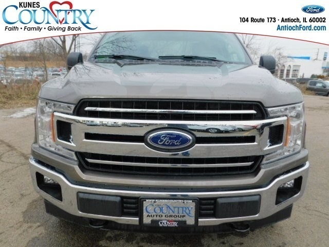 2018 F-150 Crew Cab 4x4, Pickup #AT09387 - photo 8
