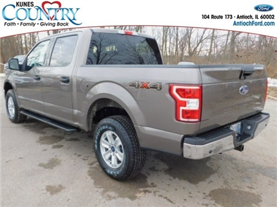 2018 F-150 Crew Cab 4x4, Pickup #AT09387 - photo 2