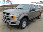 2018 F-150 Crew Cab 4x4, Pickup #AT09387 - photo 1