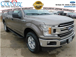 2018 F-150 SuperCrew Cab 4x4,  Pickup #AT09387 - photo 1