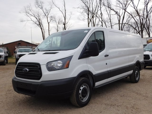 2018 Transit 250 Low Roof 4x2,  Empty Cargo Van #AT09409 - photo 9