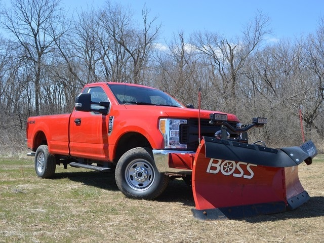 2017 F-250 Regular Cab 4x4,  Pickup #AT09415 - photo 3
