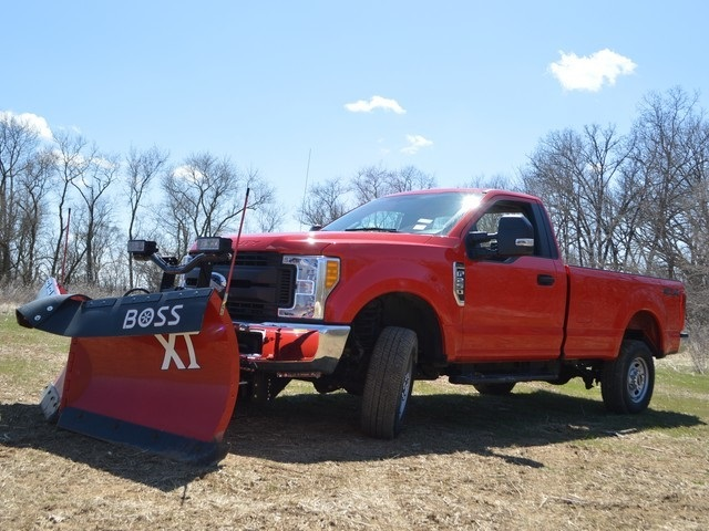 2017 F-250 Regular Cab 4x4,  Pickup #AT09415 - photo 5