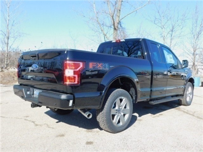 2018 F-150 Super Cab 4x4,  Pickup #AT09423 - photo 2