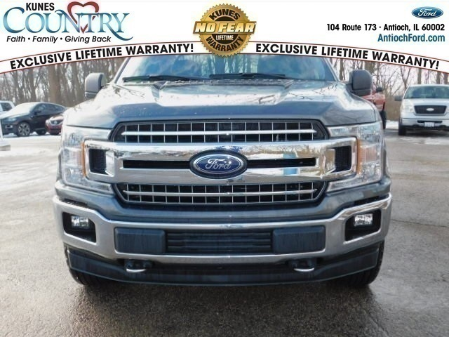 2018 F-150 SuperCrew Cab 4x4,  Pickup #AT09445 - photo 8