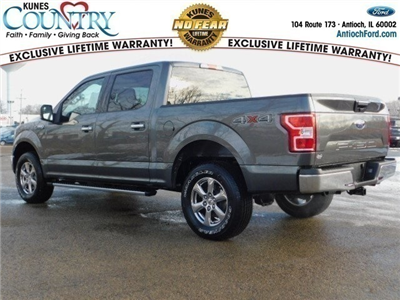 2018 F-150 SuperCrew Cab 4x4,  Pickup #AT09445 - photo 4