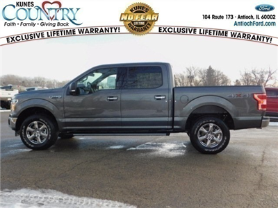 2018 F-150 SuperCrew Cab 4x4,  Pickup #AT09445 - photo 7
