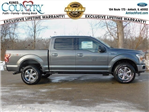 2018 F-150 SuperCrew Cab 4x4,  Pickup #AT09445 - photo 5