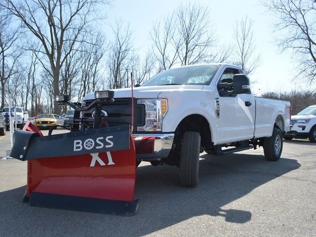 2017 F-250 Regular Cab 4x4,  Pickup #AT09448 - photo 4