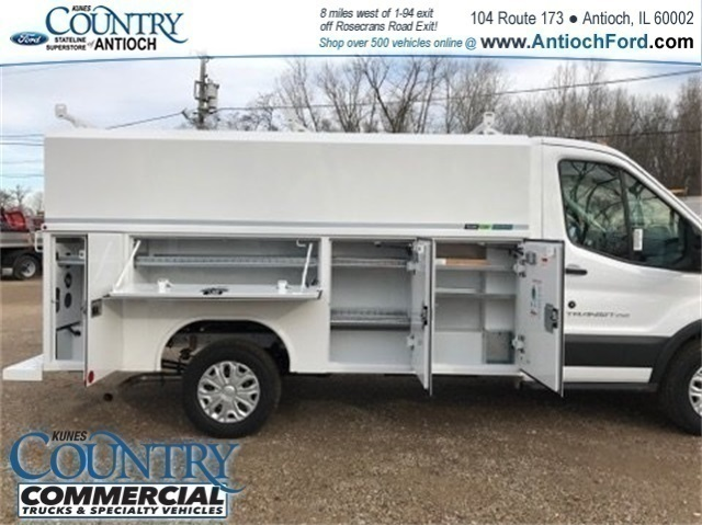 2018 Transit 250 4x2,  Reading Service Utility Van #AT09523 - photo 3