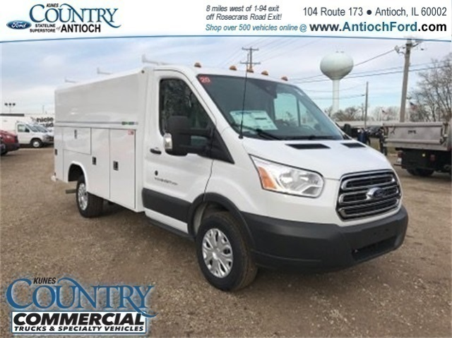 2018 Transit 250 4x2,  Reading Service Utility Van #AT09523 - photo 6