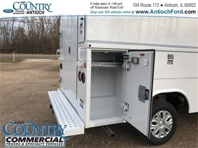 2018 Transit 250 4x2,  Reading Service Utility Van #AT09523 - photo 8