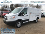 2018 Transit 250 4x2,  Reading Service Utility Van #AT09523 - photo 1