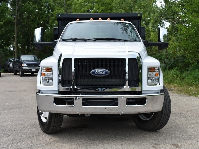 2018 F-650 Regular Cab DRW 4x2,  Galion Dump Body #AT09554 - photo 13
