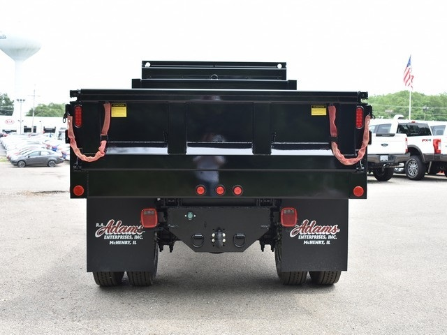 2018 F-650 Regular Cab DRW 4x2,  Galion Dump Body #AT09554 - photo 2