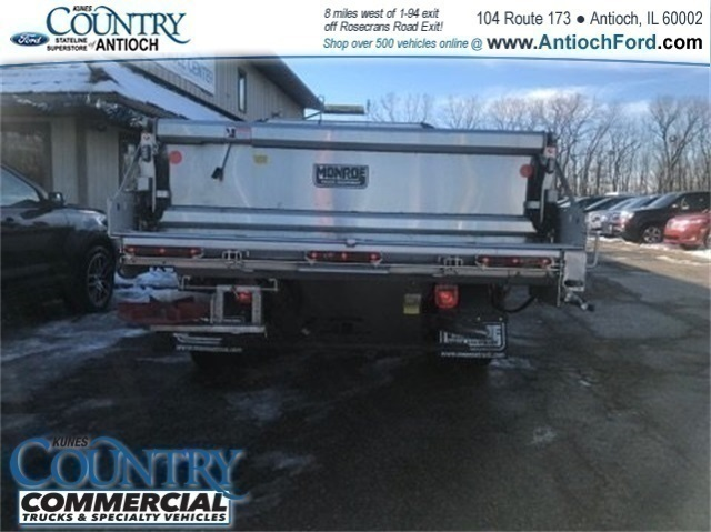 2017 F-550 Regular Cab DRW 4x4,  Monroe Dump Body #AT09562 - photo 6