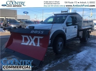 2017 F-550 Regular Cab DRW 4x4,  Monroe MTE-Zee SST Series Dump Body #AT09562 - photo 3