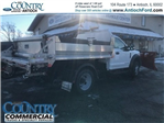 2017 F-550 Regular Cab DRW 4x4,  Monroe Dump Body #AT09562 - photo 1