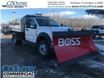 2017 F-550 Regular Cab DRW 4x4,  Monroe MTE-Zee SST Series Dump Body #AT09562 - photo 1