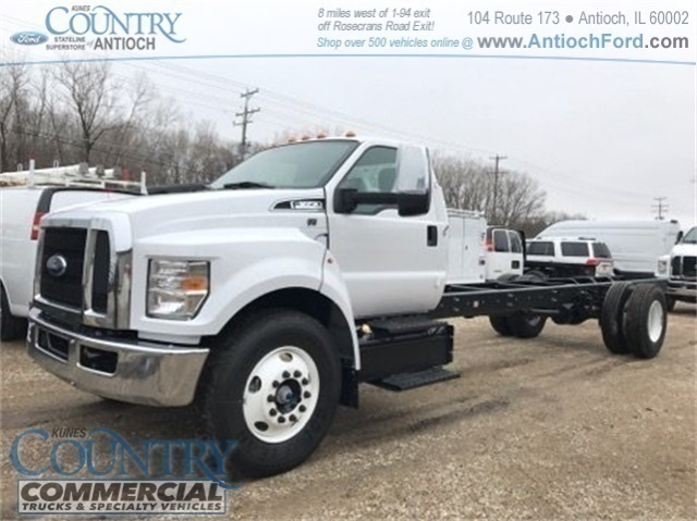 2018 F-650 Regular Cab DRW, Cab Chassis #AT09564 - photo 3