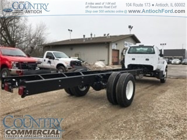 2018 F-650 Regular Cab DRW, Cab Chassis #AT09564 - photo 2