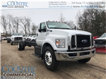 2018 F-650 Regular Cab DRW, Cab Chassis #AT09564 - photo 1