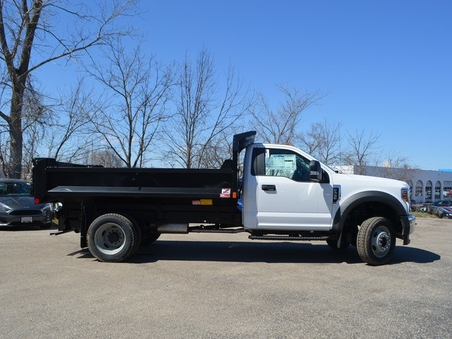 2018 F-550 Regular Cab DRW 4x4,  Monroe Dump Body #AT09573 - photo 20