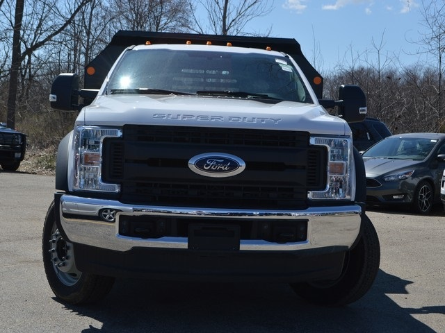 2018 F-550 Regular Cab DRW 4x4,  Monroe Dump Body #AT09573 - photo 3