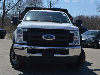 2018 F-550 Regular Cab DRW 4x4,  Monroe MTE-Zee Dump Body #AT09573 - photo 3
