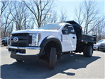 2018 F-550 Regular Cab DRW 4x4,  Monroe MTE-Zee Dump Body #AT09573 - photo 11