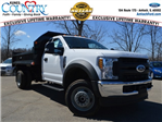2018 F-550 Regular Cab DRW 4x4,  Monroe MTE-Zee Dump Body #AT09573 - photo 1
