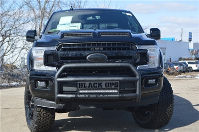 2018 F-150 SuperCrew Cab 4x4,  Pickup #AT09576 - photo 6
