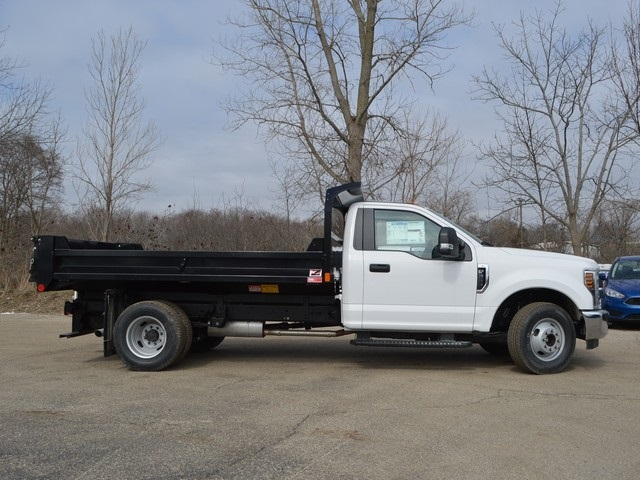2018 F-350 Regular Cab DRW 4x2,  Monroe Dump Body #AT09591 - photo 3